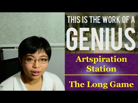 Artspiration Station - The Long Game