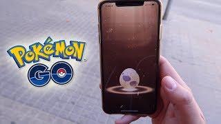 ¡INCREÍBLE BUG ABRIENDO HUEVOS de TODOS los KM en el Pokémon GO Community Day! [Keibron]