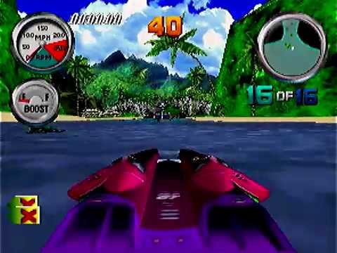 Hydro Thunder (Nintendo