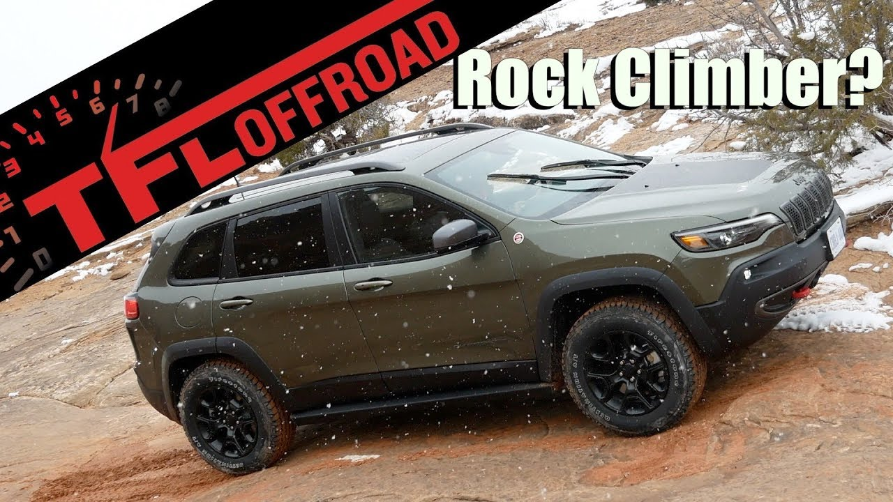 2019 Jeep Cherokee Trailhawk: Is this the Best Trail Hawk ...