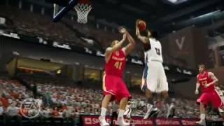 NCAA Basketball 10 Xbox 360 Video - Attract Video
