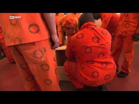 Inside Oscar Pretorius' Prison Cell