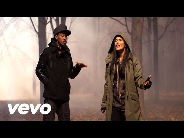 K'NAAN - Is Anybody Out There? ft. Nelly Furtado Travel Video