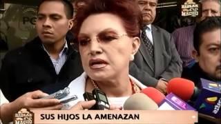 Continúa la Pelea entre Sonia Infante y sus Hijos (HM)