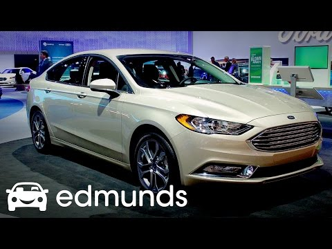 2017 Ford Fusion Review | Features Rundown | Edmunds