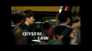121129 EXO @ Hong Kong International Airport
