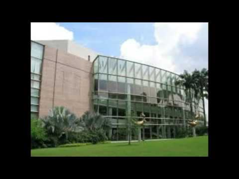 NATIONAL UNIVERSITY OF SINGAPORE Campus Overview