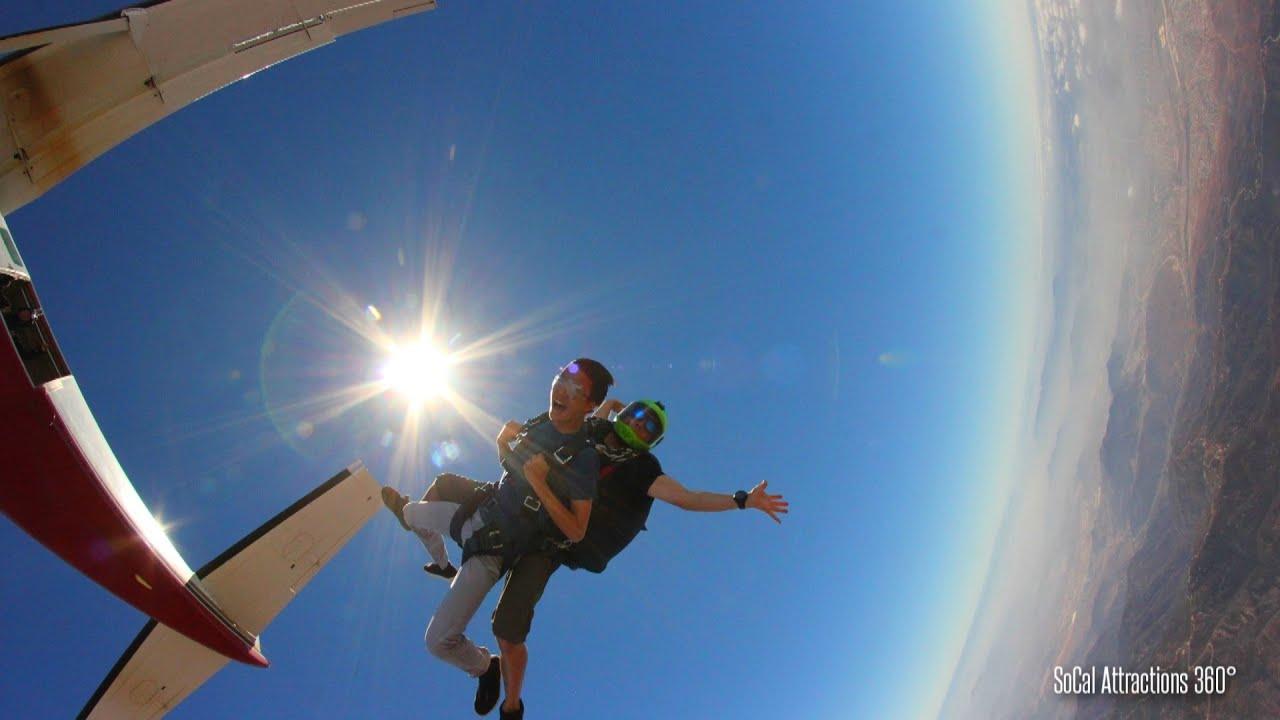 Skydiving - Skydive San Diego