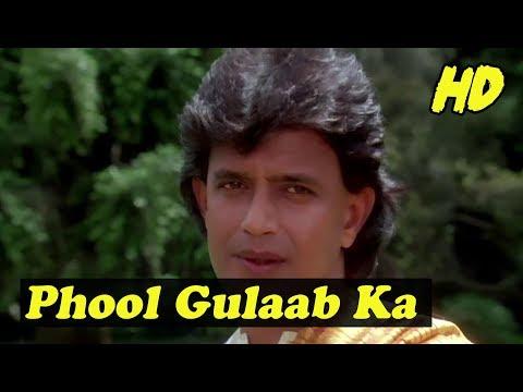 Phool Gulaab Ka HD with Jhankar  Biwi Ho To Aisi   M  Aziz   Kavita Krishnamurti