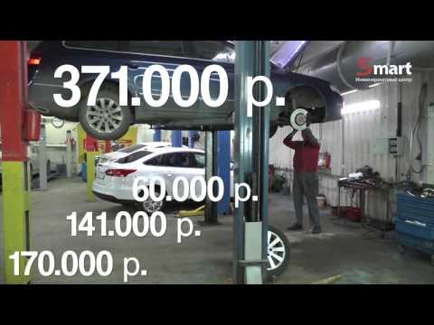 Развитие автосервиса - проект 2-20 центра SMART