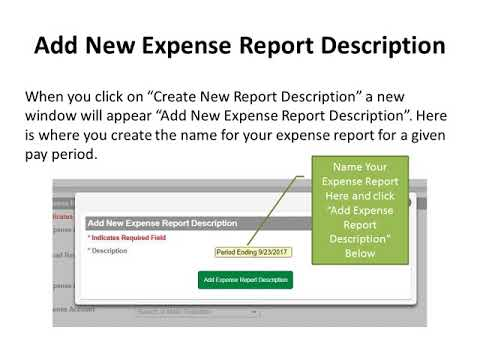 Paycom Expense Reports - YouTube