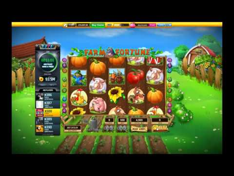 Slotomania Farm Fortune BONUS Слотомания Бонус Ферма удачи
