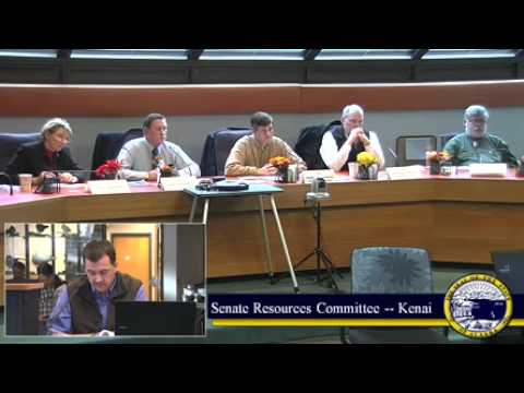 Senate Resources Committee, 10/21/2011 (Part 2)