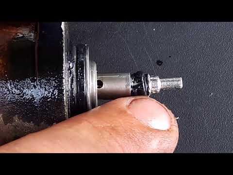 Как проверить перепускной клапан тнвд