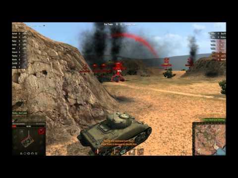 "World of Tanks - Historic Battle  - Event No.29  ""Battle of El Guettar"" Round 1  "