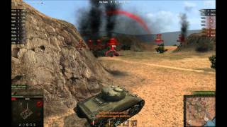 "World of Tanks - Historic Battle  - Event No.29  ""Battle of El Guettar"" Round 1"