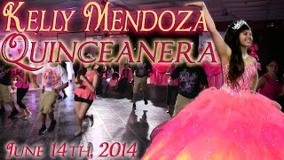 kelly mendoza quinceanera surprise dance baile sorpresa rhythmwriterz