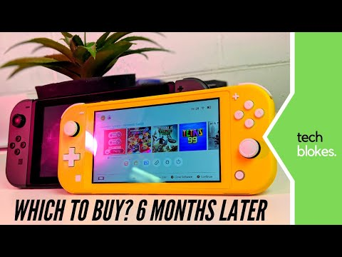 Nintendo Switch Lite vs Switch | Which To Buy in 2020? | Tech Blokes