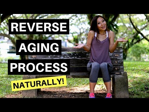 Reverse Aging Process Naturally Lifestyle Changes For Better Health