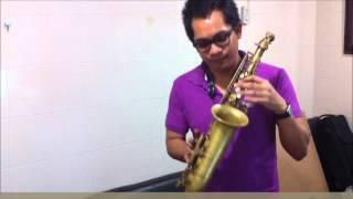 Hot Lick ครูอาร์ม By Sax Society