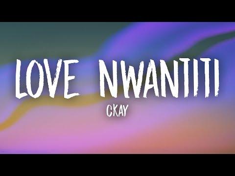 CKay - Love Nwantiti (TikTok Remix) Lyrics | i am so obsessed i want to chop you