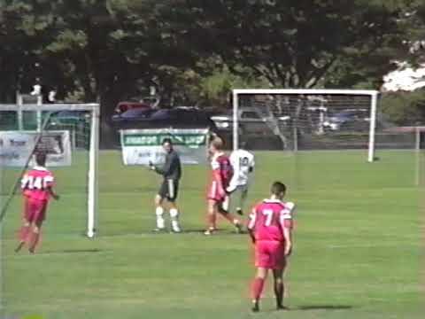 1995 Biola Men's Soccer vs CS Sacramento