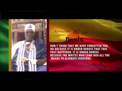 His Majesty King Toffa of Porto Novo, Benin