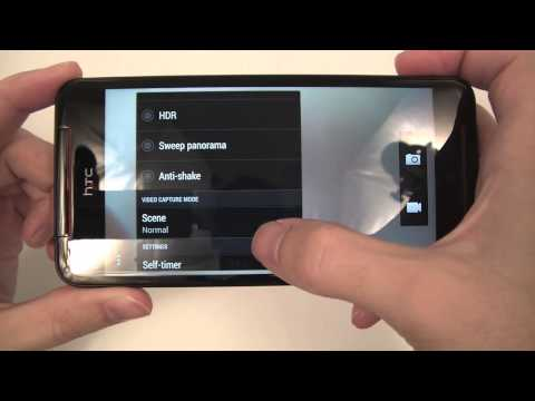 HTC Butterfly S unboxing and review