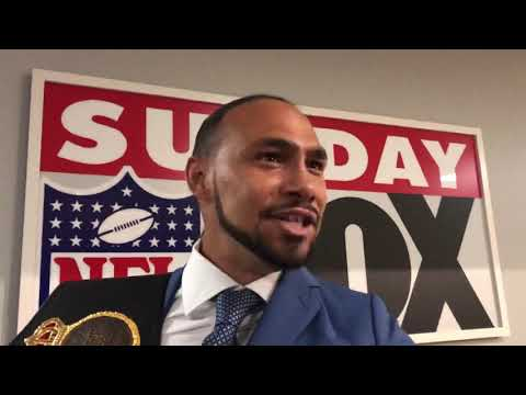 "Kieth Thurman ""I Love Adrien Broner Last Fight"" Talks Pacquiao Fight"