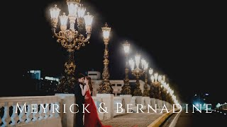 Jones Bridge Prenup - Meyrick & Bernadine