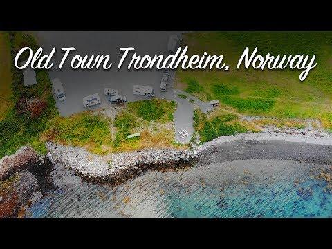 Visiting Old Town Trondheim, Norway :: Scandinavia Daily Vlog Ep. 23