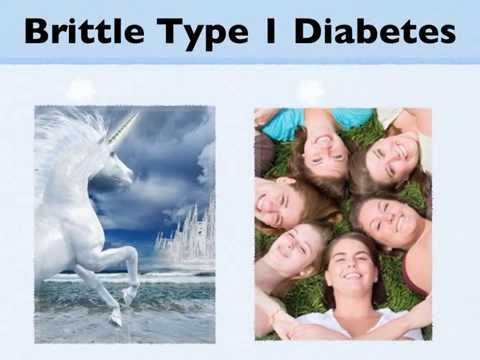 Brittle Type 1 Diabetes Is Real - Learn More