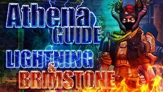 Download lagu Borderlands Handsome Edition Level 70 Athena Guide LightningBrimstone Build MP3