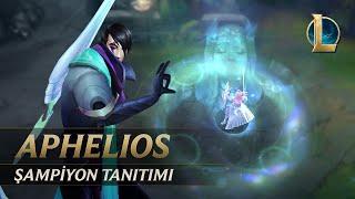 Aphelios Şampiyon Tanıtımı | Oynanış - League of Legends