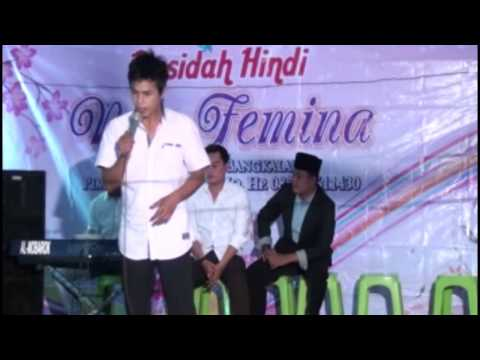 #3 Raddhin Robenah - Qosim El Zie (Live Show NEW FEMINA in Sumberbeluk, Arosbaya, Bangkalan)
