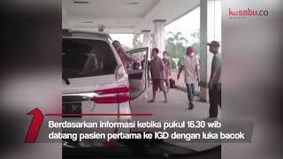 Viral Video Ribut di UGD Rumah Sakit Palembang Ini Penyebabnya