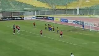 كأس مصر   شاهد هدف عالمي لـ احمد عيد فى مرمي كهرباء الاسماعيلية 1-1