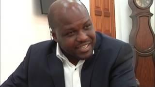 CEO of Data Bank Kojo Addae-Mensah speaks to Muftawu Nabila Abdulai