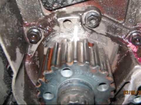Rozrząd Audi A4 B6 130 Km Youtube