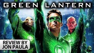 Green Lantern -- Movie Review #JPMN