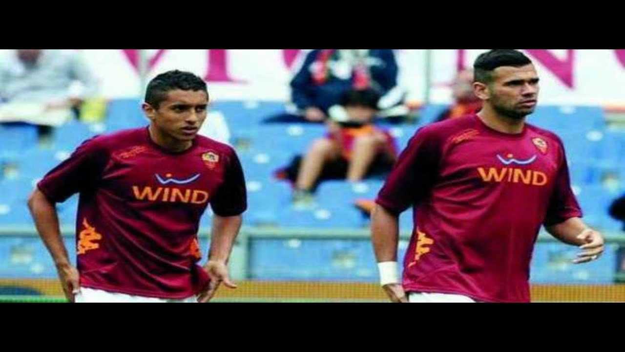 Marcos Marquinhos Roma 2012.. - YouTube