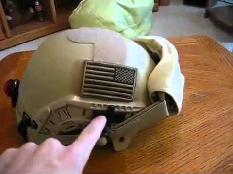 Airsoft Helmet review and more  Russian helmets