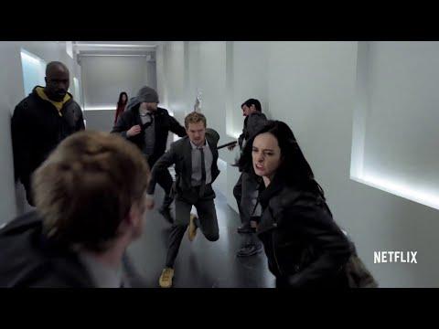 The Defenders (2017)   TRAILER #3