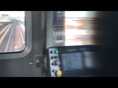 NYC Subway HD 60fps: Kawasaki R143 L Train CBTC Screen ATO & Manual Mode (Canarsie to 8th Avenue)