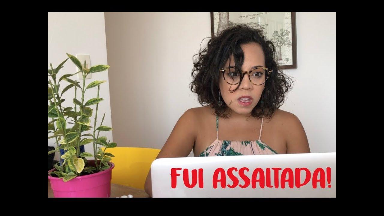 FUI ASSALTADA | ANAPAH