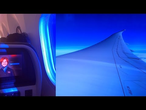 American Airlines | Boeing 787-8 Dreamliner | Main Cabin Extra | London Heathrow - Chicago