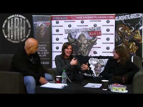 Walkway Live Interview @ Hard Rock Hell 12
