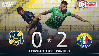 Everton 0 - 2 Audax Italiano | Campeonato AFP PlanVital 2019 | Fecha 12 | CDF