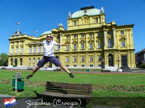 Zagabria (Croazia) Da Piazza Bana Jelacica al parco Maksimir - By Becco Travels