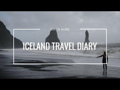 ICELAND TRAVEL DIARY | ERICA AUBE